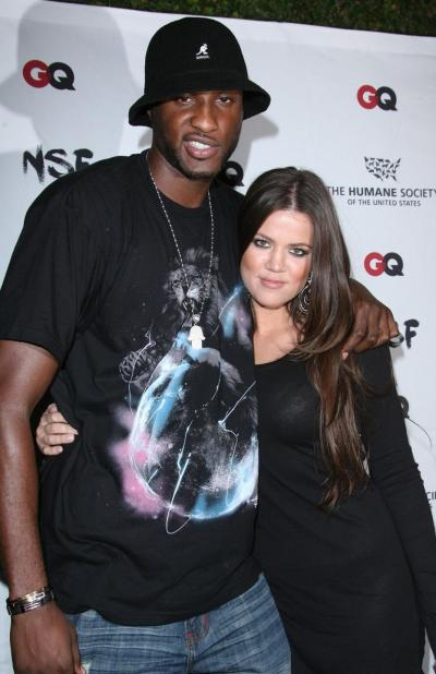 Khloé Kardashian planned a small soiree to mark her husband Lamar Odom's 36th year and invited some of his former Clippers teammates to attend, a source confirmed.